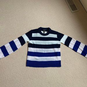 rag & bone Striped Cashmere Sweater XS